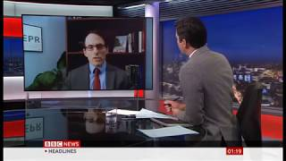 Mark Weisbrot on BBC News Discussing the Bolivian Elections