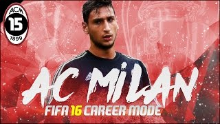 FIFA 16 | AC Milan Career Mode S2 Ep15 - TARGETING THIAGO SILVA!!