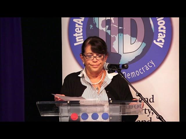 Beatrice Rangel - FORO: Homenaje a Eudoro Galindo Anze
