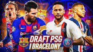 Potężna FUZJA PSG i FC Barcelona 🔥 😳 *niszczyciel e* FIFA 20