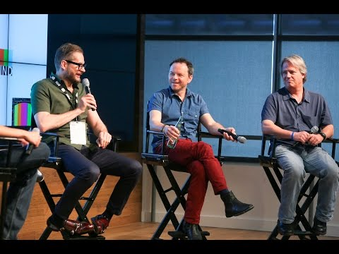 "ATX Festival Panel: ""To Adapt Is To Evolve"" (2015)"