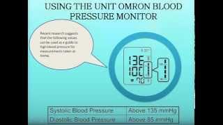 Omron Automatic Blood Pressure Machine HEM 7113