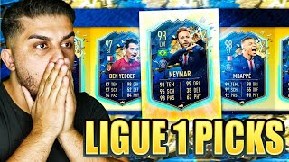 FIFA 20 | XXL LIGUE 1 UPGRADE PACKS + ICON ROULETTE!