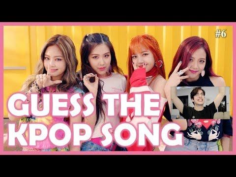 GUESS THE KPOP SONG CHALLENGE
