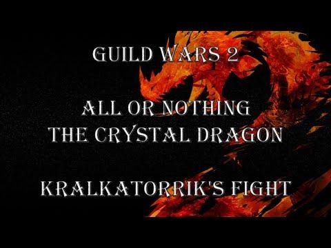 GW2: All or Nothing The Crystal Dragon - Kralkatorrik's fight thumbnail