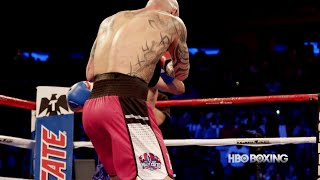 Sadam Ali On Upsetting A Boxing Legend