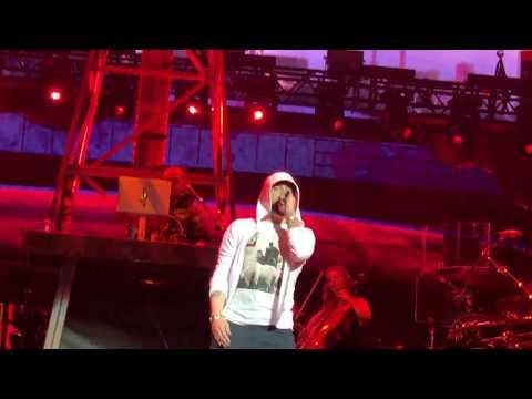 Eminem - Kill You (Stockholm, Sweden, Friends Arena, 02.07.2018) Revival Tour