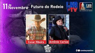 Programa LNR TV 11/11/2020 - Futuro do rodeio