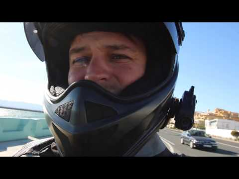 VLOG 10 - Africa Twin African tasting