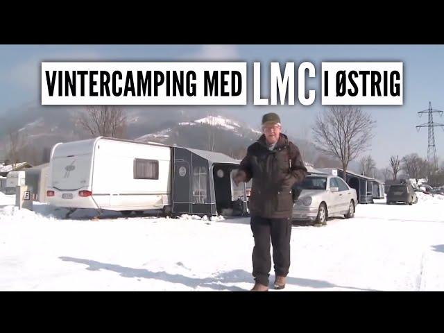 Vintercamping i Østrig med LMC