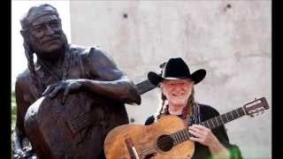 Willie Nelson  -  Guitar In The Corner