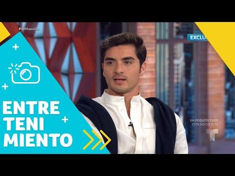 Christian Estrada habló de la ruptura con Frida Sofía | Un Nuevo Día | Telemundo