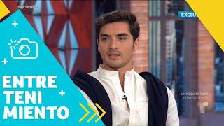 Christian Estrada habló de la ruptura con Frida Sofía   Un Nuevo Día   Telemundo