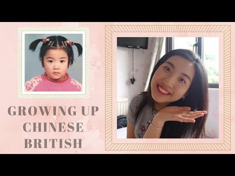Growing up Chinese British BBC| British Asian l 香蕉人