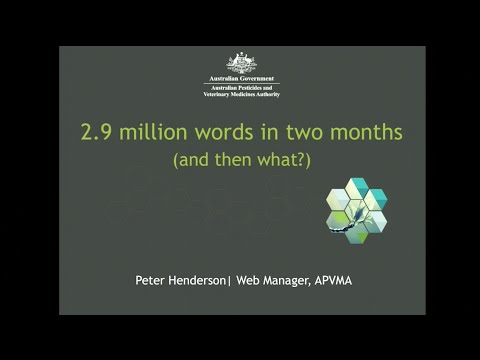 2.9 million words in two months (and then what)?