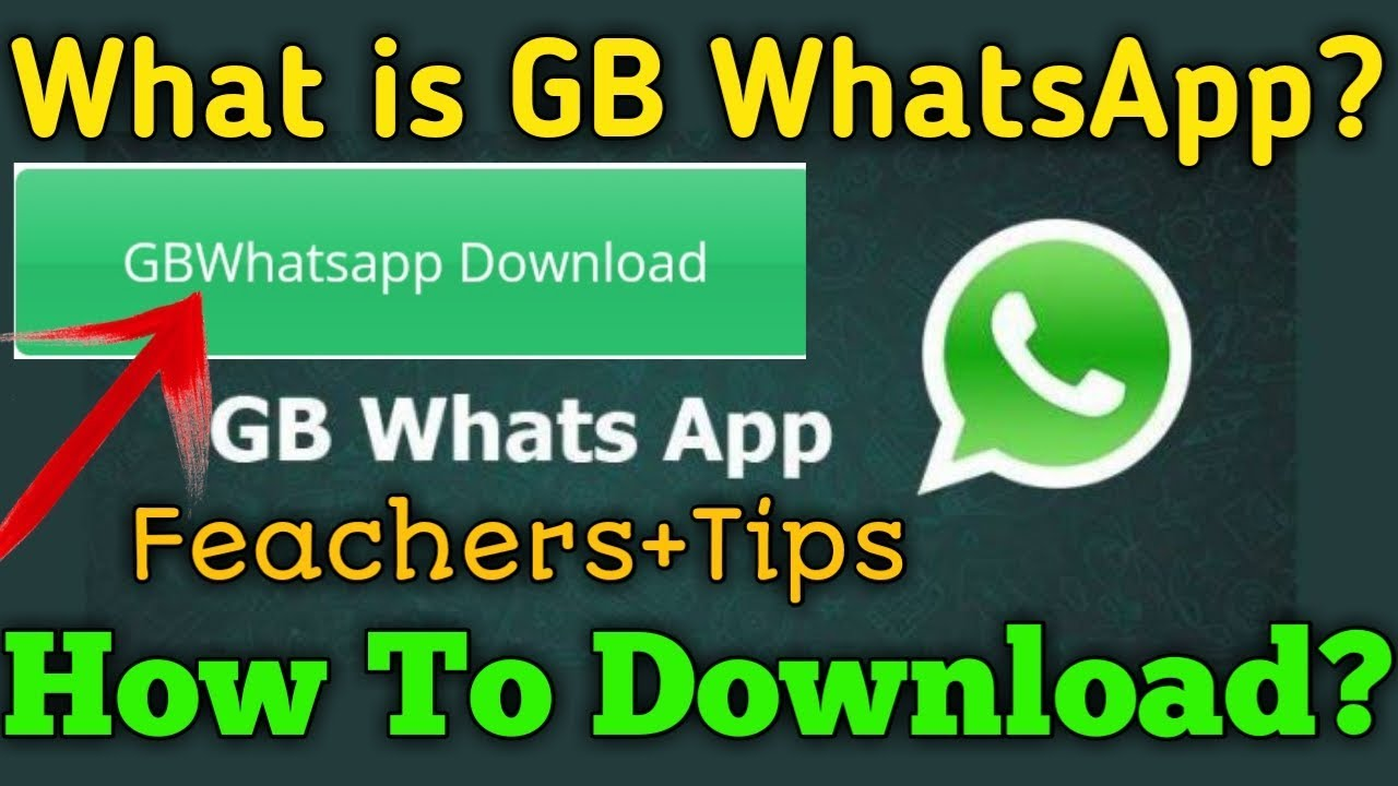 What is GB Whatsapp?How To Download ?Feachers and Tips ||Must Watch