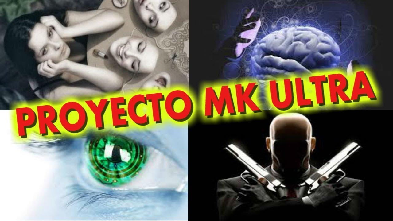 QUE ES EL PROYECTO MK ULTRA? - YouTube