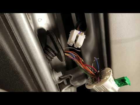 Chevy Equinox Wiring Issues Window Door Lock Fix Youtube