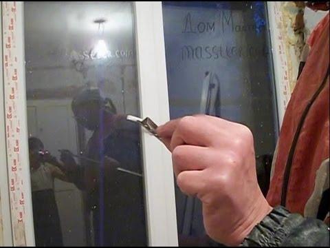 видео: Откосы на окна 2. Видеоответ