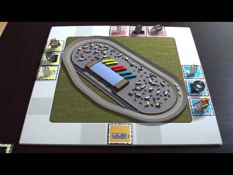 PIT Strategy - Augmented Reality Board Game
