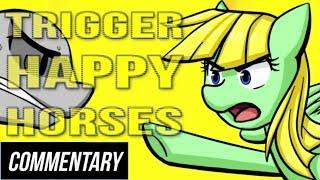 [Blind Commentary] Who Killed Santa? - Trigger Happy Horses