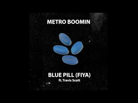 Metro Boomin - Blue Pill (Fiya) ft.Travis Scott [CDQ] Instrumental