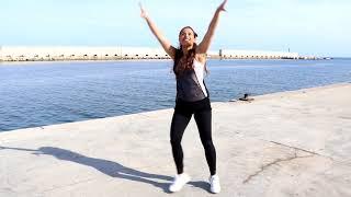 ZUMBA Slow Reggaeton - Zumba для начинающих