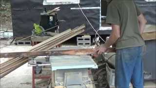 How To Make Diy Wood Paneling From Scrap Lumber And A Table Saw S11