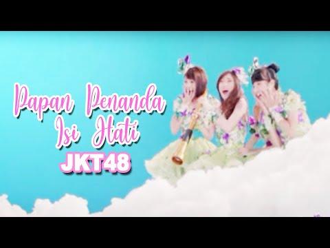 Official Video JKT48 DVD Sale - Papan Penanda Isi Hati