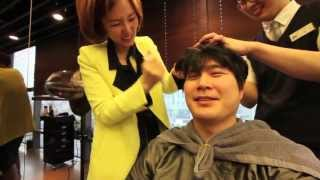 Korean Hair Styles Dandy Cut W…