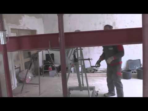 i tr ger einbauen mit peter und hans puntigam 19 07 2012 doovi. Black Bedroom Furniture Sets. Home Design Ideas