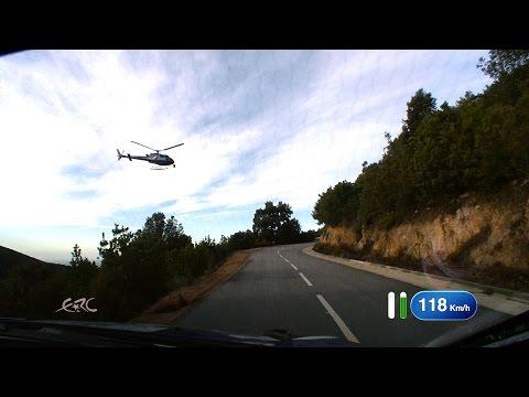 FIA ERC Giru Di Corsica - Tour De Corse 2014 - BOUFFIER ON SS7