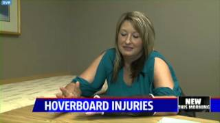 Hoverboard Injuries Segment on FOX59 News with Jeffrey A. Greenberg, MD