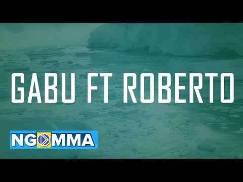 Gabu ft Roberto  - Be Nice Lyrics Video