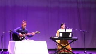 Deepa Ghimire Performing at Brisbane (Organised by NAQ)