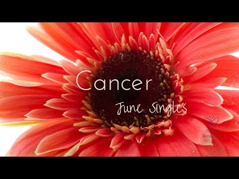 This could be the one, CANCER. *Singles* June 2018