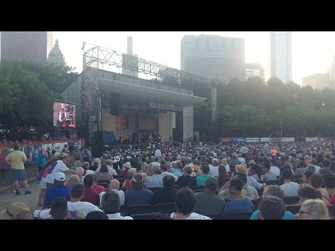 Live Music at the Chicago Blues Festival (June 10, 2016)
