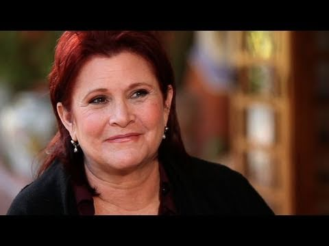 10 Questions For Carrie Fisher