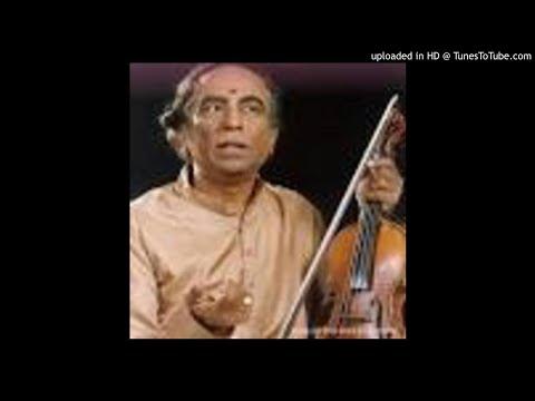 O rangashAyi pilacitE-kAmbOji - Thyagaraja - Lalgudi G Jayaraman