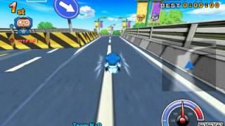 カートライダー BeautySpy`s Highway Map Team Race 2 :01 :40 Saber SR