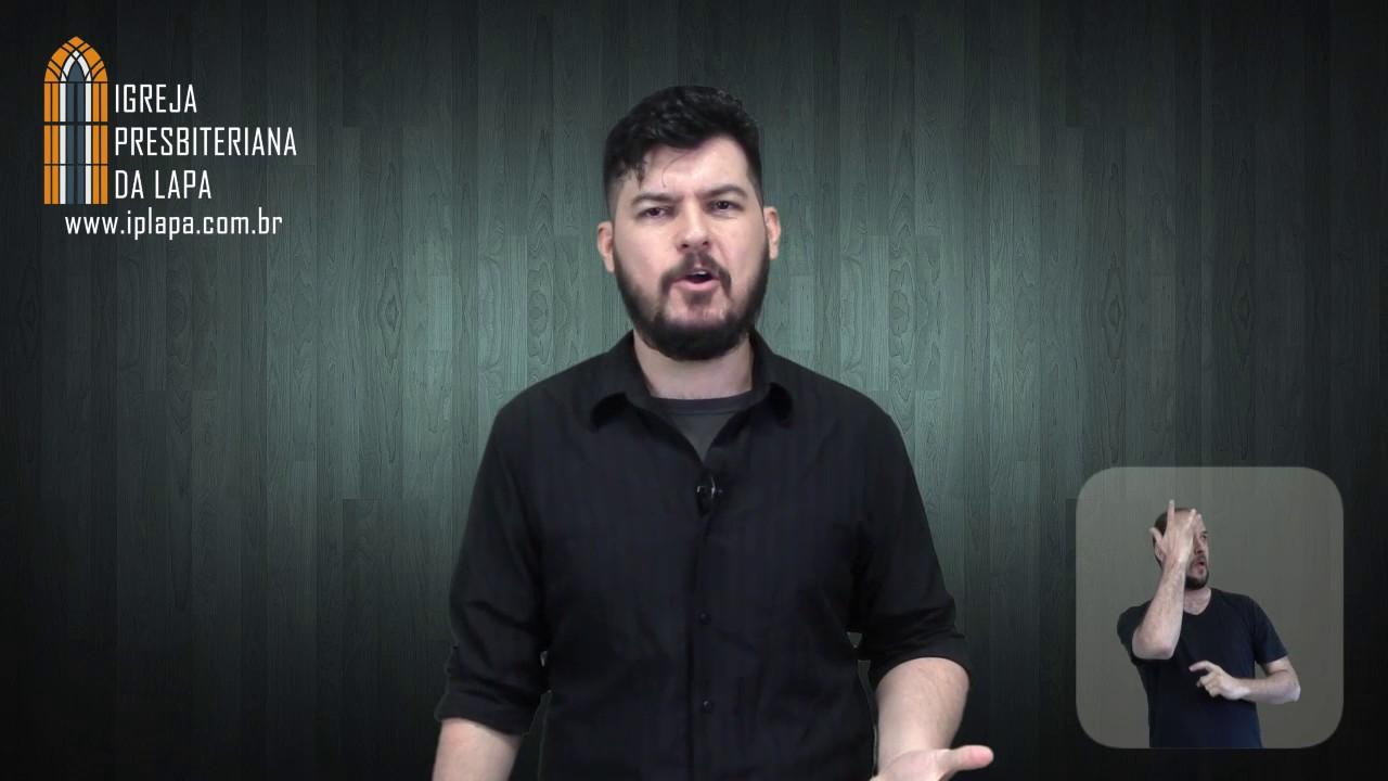 Fome da Palavra - Como Lidar Com a Ansiedade? Seminarista Henrique Machado