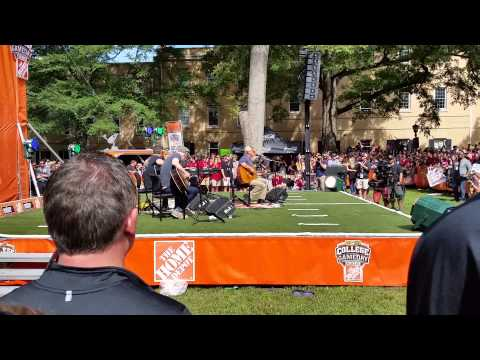 Kenny Chesney American Kids College Gameday