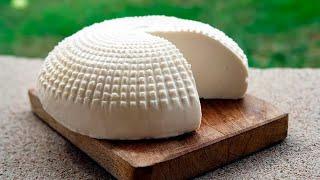 Рецепт домашнего сыра всего за 100 рублей