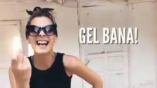 Sosyal Medya Fenomeni Eylül Boşnaklara Özel Video Yaptı Boşnak Bi Kocam Olsun :)