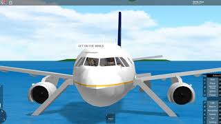 Roblox SFS. Miracle On The Hudson Tribute.