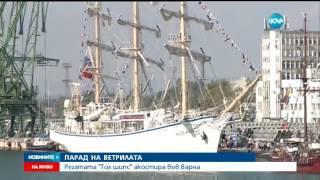 Парад на ветрилата - Регатата