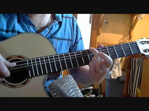 Princess Bride theme - Classical Guitar
