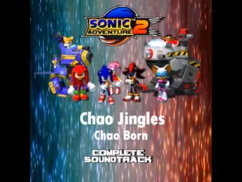[Music] Sonic Adventure 2 - Chao Jingles