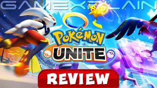 Is Pokémon Unite a Good MOBA? - REVIEW (Switch) (Video Game Video Review)
