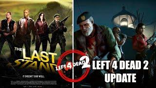 Left 4 Dead 2 - The Last Stand Update 🧟 (Esperando la nueva actualizacion) L4D2 en VIVO 🔴